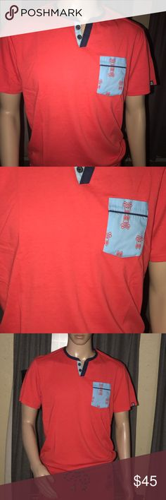 Men's polo Men's polo shirt with tags. Size medium . The set  is available as well . Psycho Bunny Shirts Polos
