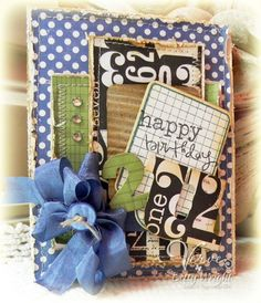 Betty Wright: Crafting with Betty: Verve's February Diva Inspirations Hop! - 2/5/13.   (Pin#1: Numbers.  Pin+: Layering).