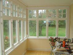 :: glaspartier och fönstermodell