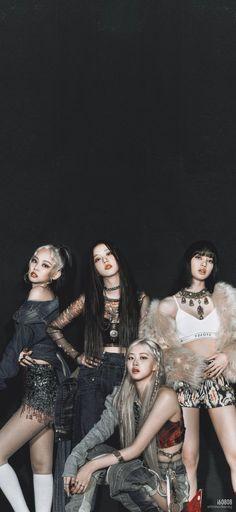 South Korean Girls, Korean Girl Groups, Fantasy Beasts, Jennie Kim Blackpink, Park Chaeyoung, Blackpink Lisa, K Idols, Korean Singer, My Girl