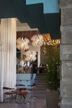 """06. La Condesa in Austin, TX raked in a """"Design Nirvana"""" rating from DB!"""