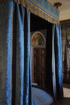 Hardwick Hall bedroom