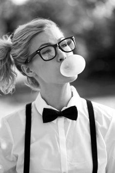 Blowing bubbles :)