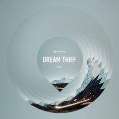Dream Thief - Volume 3 (HZNLP008) by Sig Vicious, via Behance