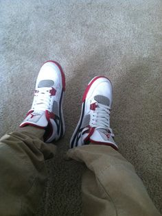 My kicks for the day