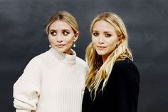 The Olsen Twins Don't Share The Same Beauty Skills  #Refinery29