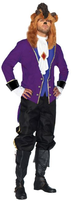Men's Beast Costume