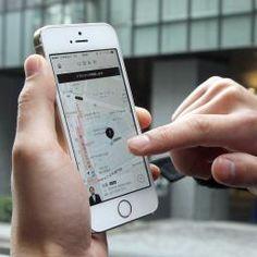 'Waarde taxi-app Uber schiet omhoog naar 17 miljard dollar'