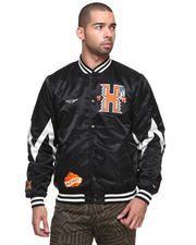 10.Deep - Warrior Varsity Jacket