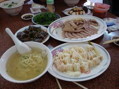 台式料理(Taiwanese cuisine)