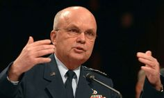 Michael Hayden wants your data. If Snowden was Luke Skywalker this guy is Darth Vader