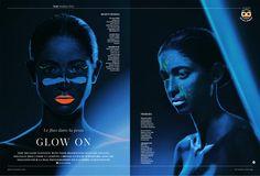 Mitch Payne shoots for Eurostar Metropolitan Magazine