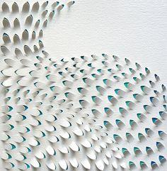 Lisa Rodden | Hand Cut Paper Works