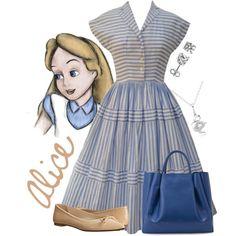 Alice by alyssa-eatinger on Polyvore featuring polyvore fashion style Oscar de la Renta Alexandra de Curtis BERRICLE Gemma J