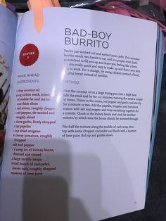Bodycoach Recipes, Joe Wicks, Bad Boys, How Are You Feeling, Treats, Feelings, Easy, Sweet Like Candy, Goodies
