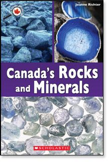 Canada's Rocks and Minerals book
