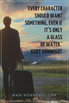 Quotable – Kurt Vonnegut - Writers Write