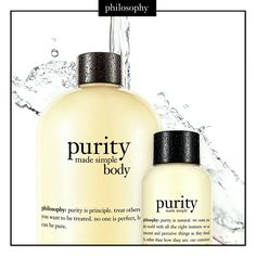 now you can experience the pure and fresh clean feel that you love, from head-to-toe!