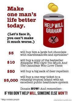 Team Free Will (Graham) #Hannibal