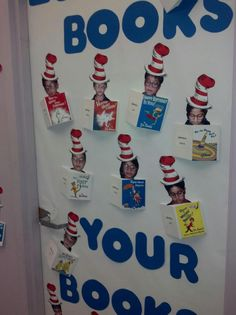 great dr suess ideas!