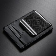 The Rook Wallet Money Clip is lightweight, sleek, durable, and always a great conversation piece. Made entirely from American carbon fiber and a custom-made epoxy resin, it's aircraft-grade, and the stylish choice for those looking to carry their ...