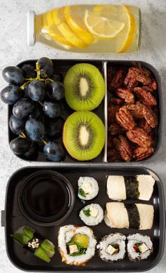 Tasty, No-Heat Vegan School Lunch Ideas For College that will up your meal prep game in no time! These meals are easy to make and healthy too! & The Green Loot The post 5 No-Heat Vegan School Lunch Ideas For College appeared first on Food Monster. Healthy Meal Prep, Healthy Drinks, Healthy Snacks, Healthy Recipes, Dinner Healthy, Beef Recipes, Easy Recipes, Chicken Recipes, Dinner Recipes