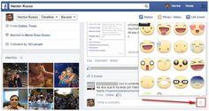 Facebook comenzó a activar la opción de agregar stickers enlos comentarios, tanto en los posts de grupos y eventos, como así también en los comentarios de posts dela línea de tiempo, en la página...