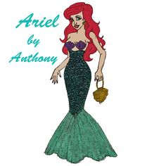 Ariel by Anthony Michael