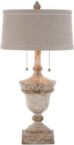 Namur Fragment Table Lamp with Gold