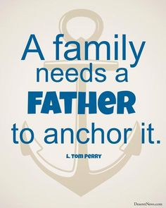 Elder L. Tom Perry | 'Father is the noblest title': 18 quotes from LDS leaders about why dads matter | Deseret News
