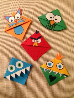 Bookmarks with my kids! Diy And Crafts, Crafts For Kids, Paper Crafts, Disney Clipart, Diy Bookmarks, School Craft, Aristocats, Game Ui, Cut Outs