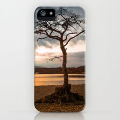 Bonny Banks Sunset iPhone Case by Fiona & Paul Photography and Digital Art - $35.00