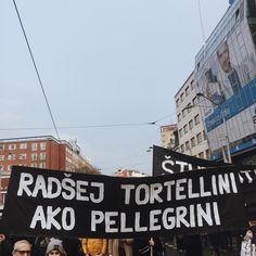 Najlepšie transparenty z dnešného protivládneho protestu – Emefka