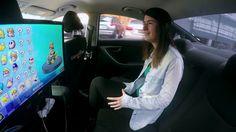 Jouer à Mario Kart à l'arrière de votre Taxi ? Ça pourrait arriver !