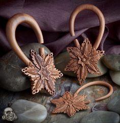 Saba wood khione design by Buddha Jewelry Organics