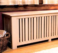 Radiator Cover Plans | Woodworking Project Plans | HANDY Magazine