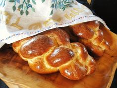 Coconut Oil Challah