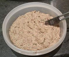 Rezept vegane Leberwurst von Salandas - Rezept der Kategorie Saucen/Dips/Brotaufstriche