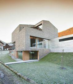 awesome House Haller | Jurgen Haller Check more at http://www.arch2o.com/house-haller-jurgen-haller/