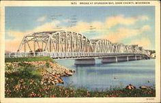 door county vintage postcards - Google Search