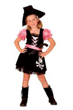 piratenpak voor meisjes #piraat #piratenpak #piratenkostuum #piratenjurk