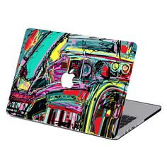 """Awesome Painted Print Hard Case Cover FOR Macbook PRO 13""""15""""12""""Retina AIR 13""""11"""" 