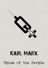 #Marx thought that organised #religion was a tool of the ruling classes (the…