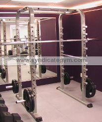 MULTI SQUAT RACK - SYNDICATE GYM INDUSTRIES  Syndicate Gym Industries Leading Manufacturer of Gym Equipment in India  www.gymmanufacturer.com