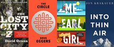 Spring Reading List: 60 Books to Read Before They're Movies Reading Lists, Book Lists, Drop Everything And Read, Books To Read, My Books, Reading Rainbow, Lost City, Book Nooks, Book Nerd