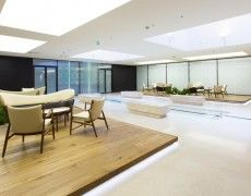 Glass Waterfall, Modern Glass, Water Features, Dining Bench, Indoor, Interior, Wall, Furniture, Home Decor