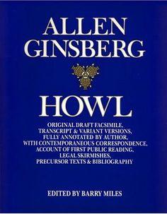 """""""Howl"""" (Allen Ginsberg)"""