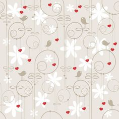 Papel de Parede Autocolante - Pássaros 67208131