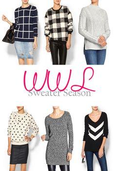 45f8b34ec340 Wednesday Wish List - Sweater Weather Wednesday Wishes