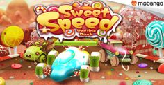 Travel the most beautiful candy world, experiencing cutest candy car racing , taste the sweetest candies, ice cream, chocolates, challenge the most impressive racing levels. Download Sweet Speed - Redline Rush by huale from #Mobango